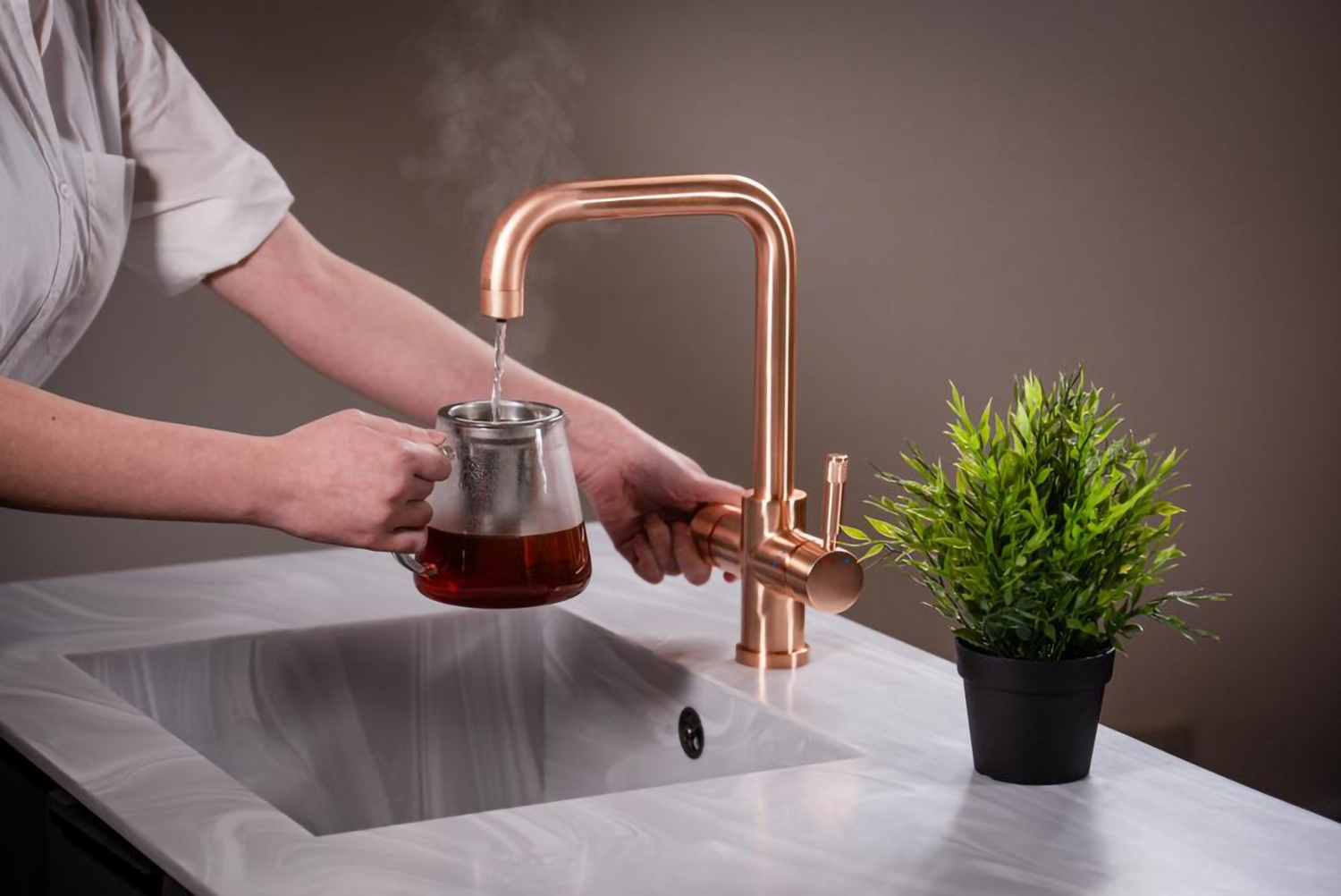 Fahren Taps - Instant boiling water tap