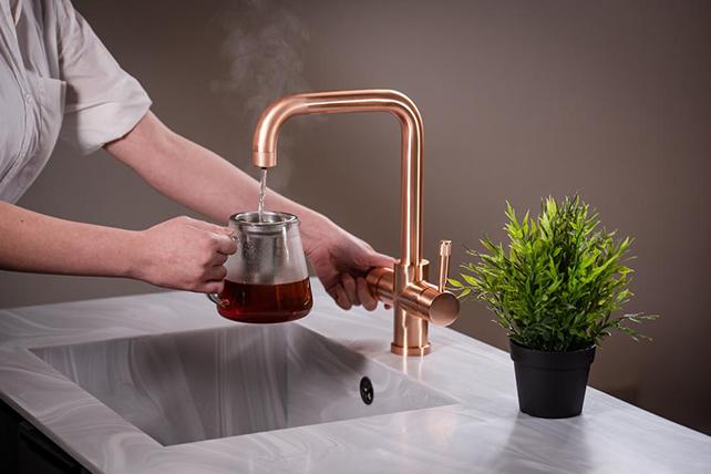 benefits of hot water